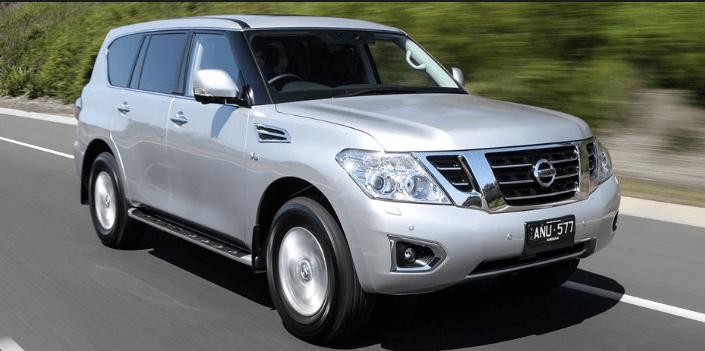 2020 Nissan Patrol Price, Specs and Model
