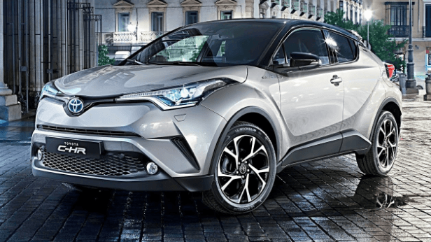 2021 Toyota C-HR Rumors, Price and Release Date