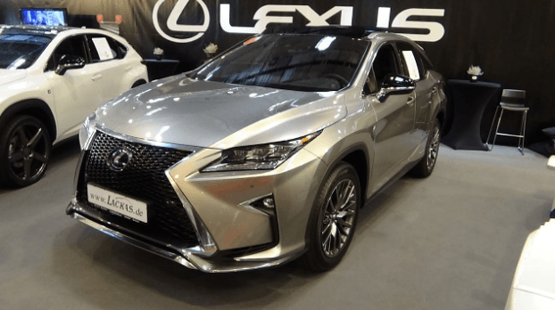 2020 Lexus RX 450h Interiors, Exteriors and Release Date