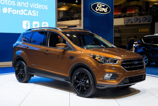 2021 Ford Escape Specs, Changes and Release Date