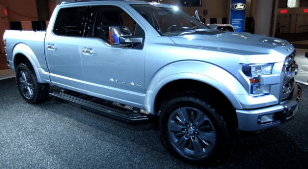 2021 Ford Atlas Price, Redesign and Exteriors