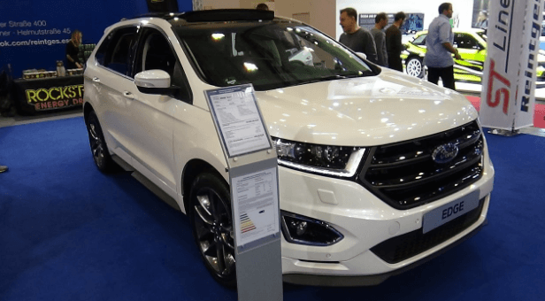 2020 Ford Edge Engine, Styling and Release Date