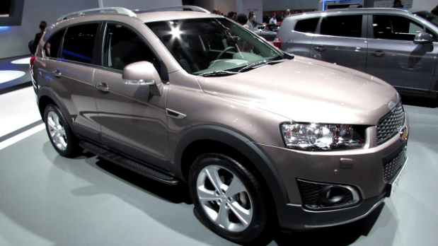 2020 Chevrolet Captiva Exteriors, Specs and Price