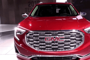 2020 GMC Terrain Denali Changes, Interiors and Price