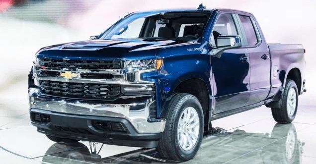 2021 Chevy Silverado Hybrid Price, Interiors and Redesign
