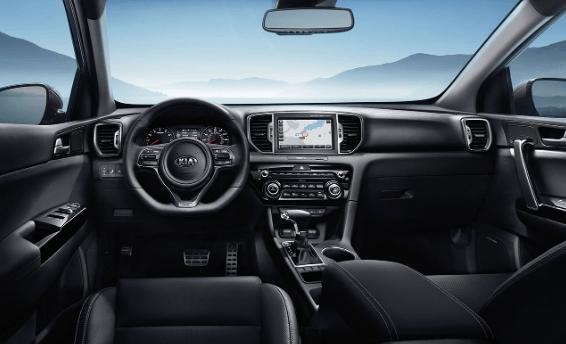 2020 Kia Sportage Interiors, Specs and Changes