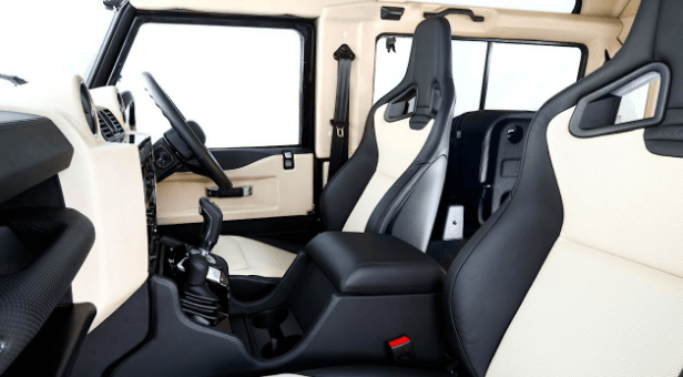 2020 Land Rover Defender Exteriors, Concept and Styling