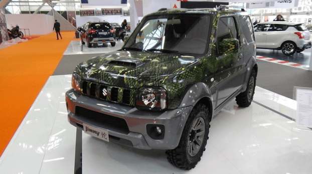 2020 Suzuki Jimny Interiors, Specs and Redesign