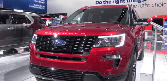 2020 Ford Explorer Interiors, Exteriors and Price