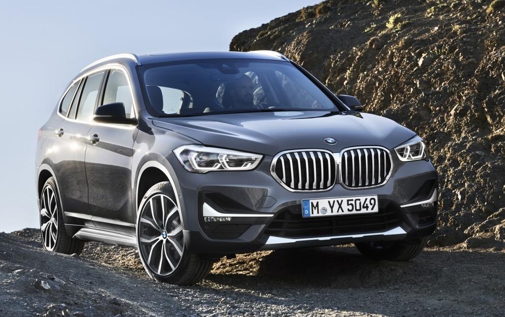 2021 BMW X1 Powertrain