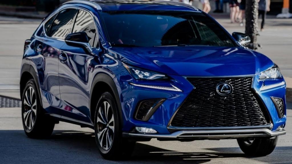 2021 Lexus RX Release Date