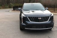 2021 Cadillac XT4 Powertrain