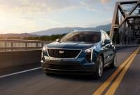 2021 Cadillac XT4 Redesign