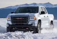 2021 GMC Canyon Elevation Pictures