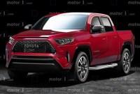 2021 Toyota Tacoma Hybrid Spy Photos