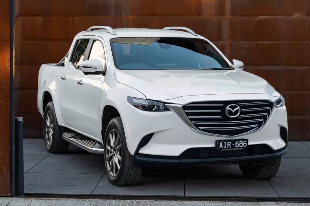 2022 Mazda BT50 Redesign