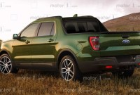 2022 Ford Maverick Images