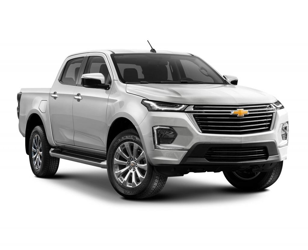 2023 Chevrolet Colorado Wallpaper