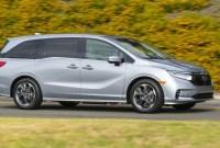 2021 Honda Odyssey Type R Exterior
