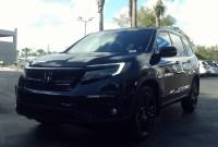 2021 Honda Pilot Black Edition Specs