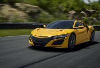 2022 Acura NSX Release date