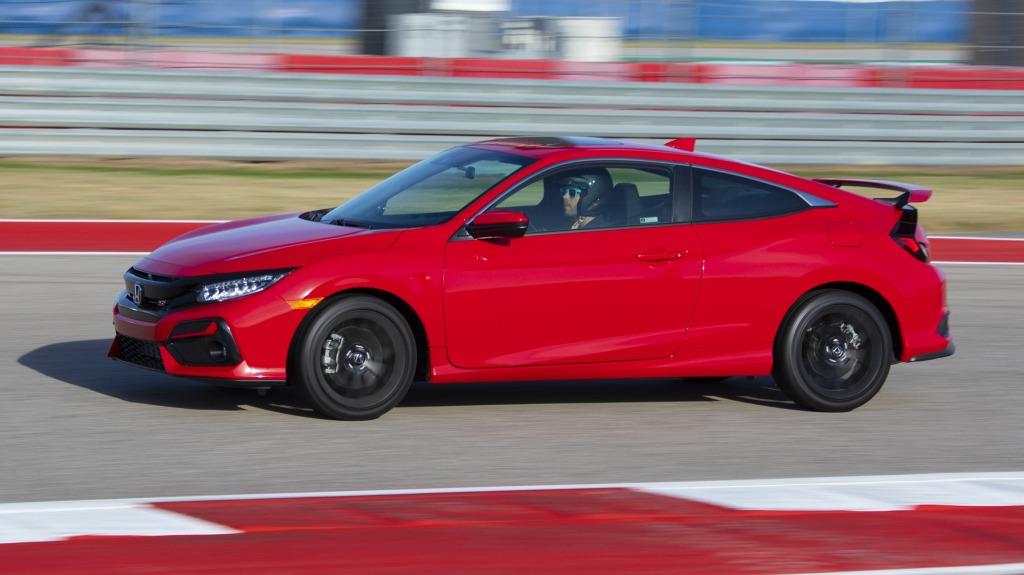 2022 Honda Civic Si Redesign
