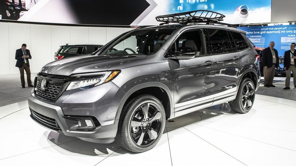 2022 Honda Passport Release Date