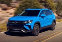 2022 Volkswagen Taos Spy Photos