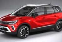 Opel Crossland 2021 Images