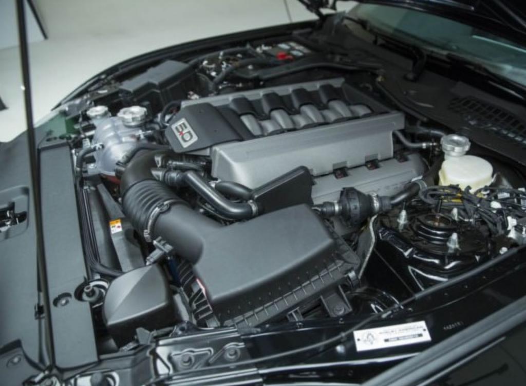 2022 Ford Thunderbird Powertrain
