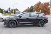 2023 Ford Fusion Active Powertrain