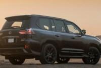 2022 Lexus LX Concept