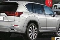 2022 Lexus LX Specs