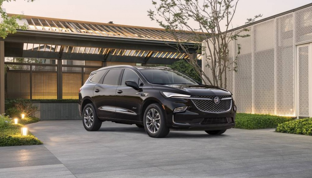 2023 Buick Enclave Wallpapers
