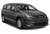 2023 Chrysler Pacifica Spy Shots