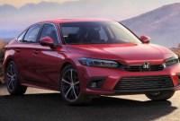 2023 Honda Civic Spy Shots