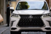 2023 Lexus LX Concept