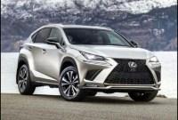 2023 Lexus NX Release date