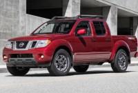 2023 Nissan Frontier Truck Interior
