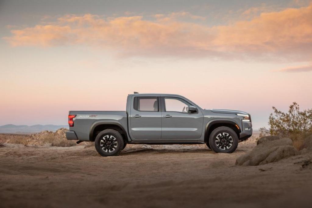 2023 Nissan Frontier Truck Price