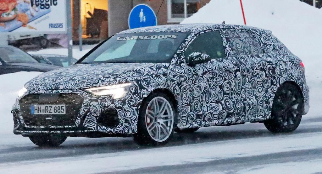 2022 Audi RS3 Concept