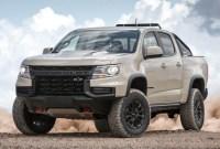 2022 Chevrolet Colorado Pictures