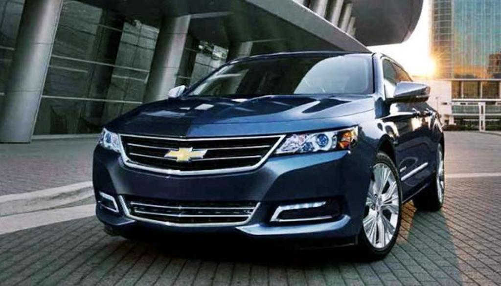 2022 Chevy Impala Drivetrain