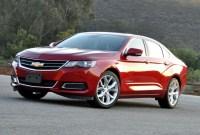2022 Chevy Impala Interior