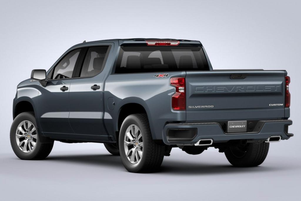 2022 Chevy Silverado 1500 Redesign