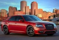 2022 Chrysler 300 Spy Photos