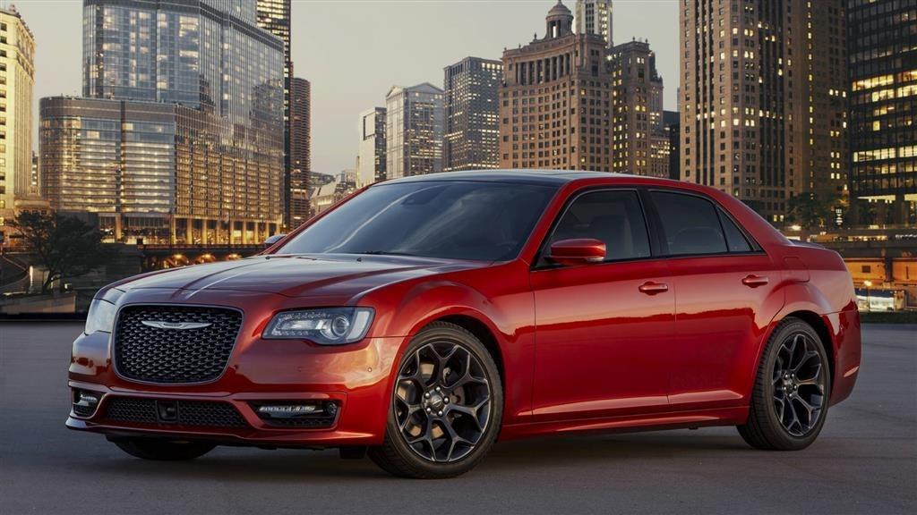 2022 Chrysler 300 Wallpapers
