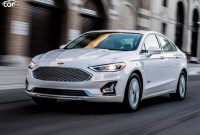 2022 Ford Fusion Active Exterior