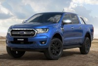 2022 Ford Ranger Drivetrain