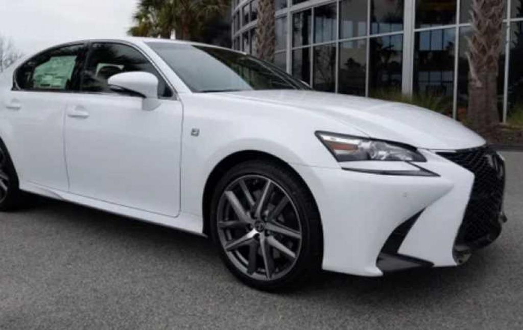 2022 Lexus GS 350 Pictures